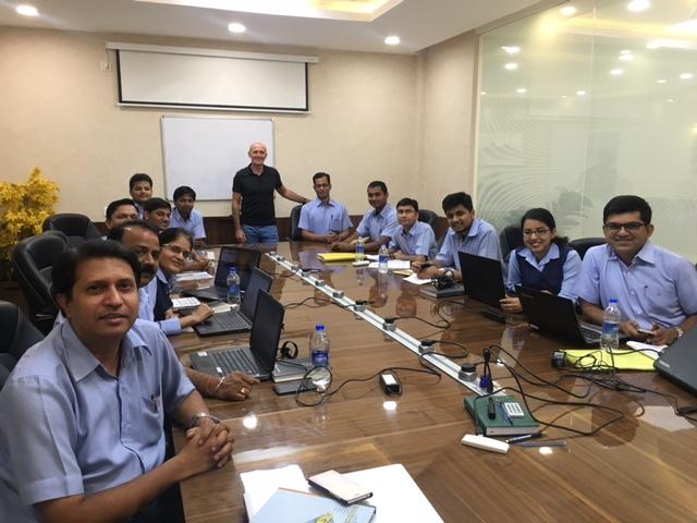 training in india